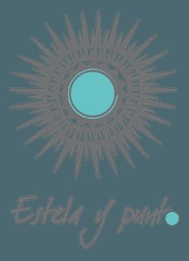 Estela y Punto Peluquería Logo